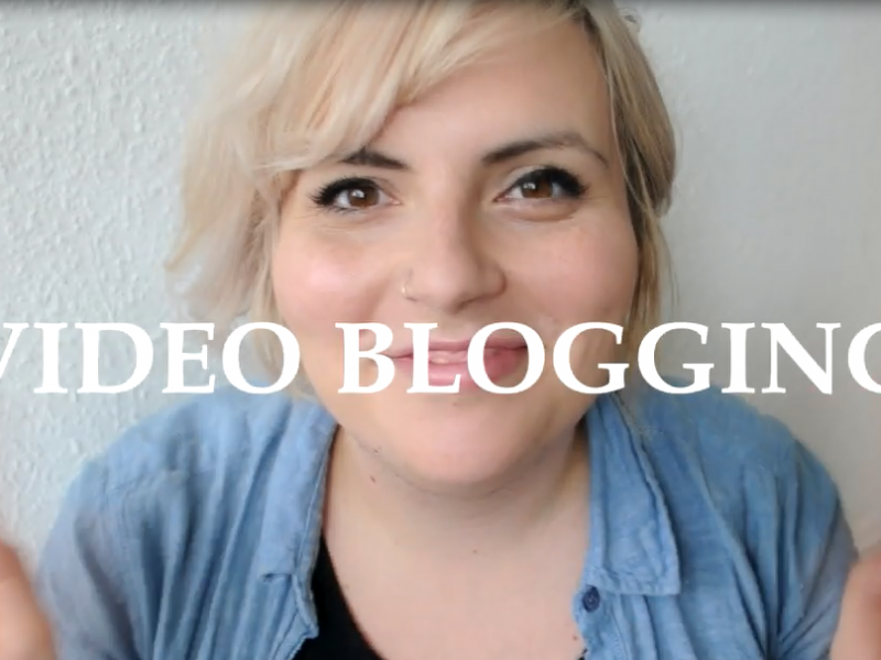 Vlogging for Writers
