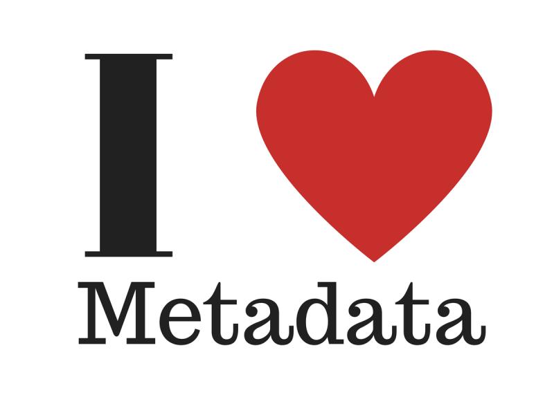 I Heart Metadata