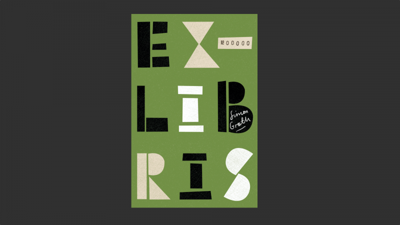 The cover of Ex Libris